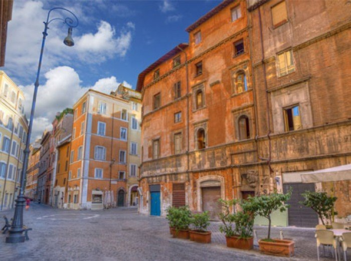 Jewish Ghetto of Rome