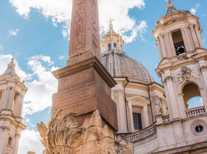 Obelisks in Rome:
