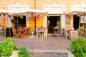 rome food tour trastevere
