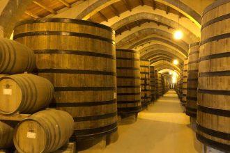 Sicily Wine Barrels Winery